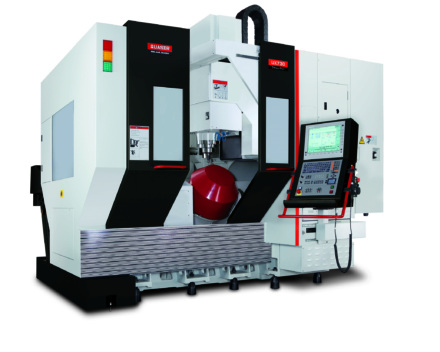 Quaser - UX 600 - centre usinage vertical 5 axes
