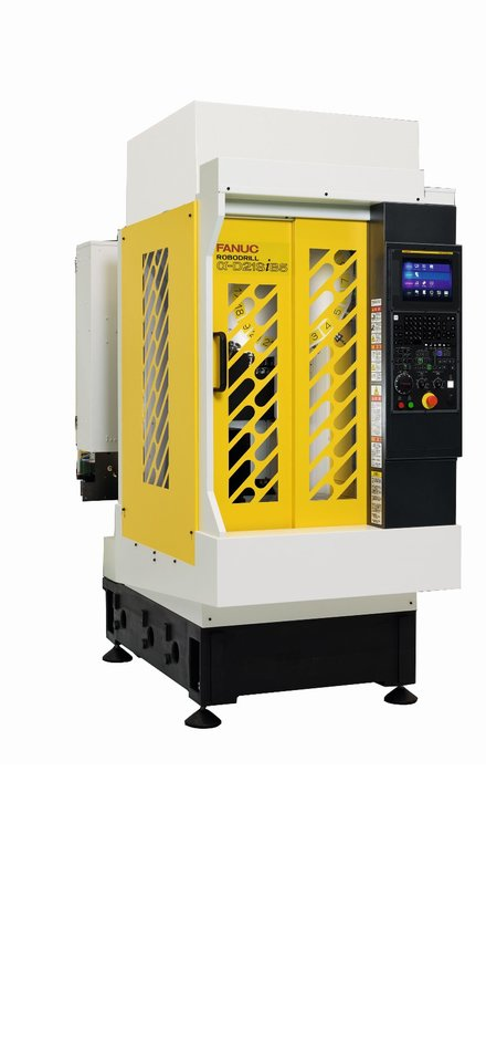 Fanuc - centre d'usinage vertical - Robodrill D21SiB5