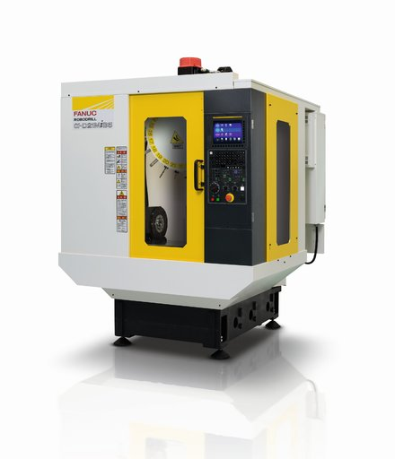 Fanuc - centre d'usinage vertical - Robodrill D21MiB5