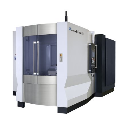 MAKINO - A61 NX 5E - centre usinage horizontal 5 axes