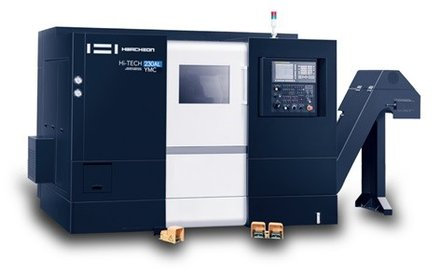 Hwacheon - Tour horizontal - HiTech 230 BL YMC
