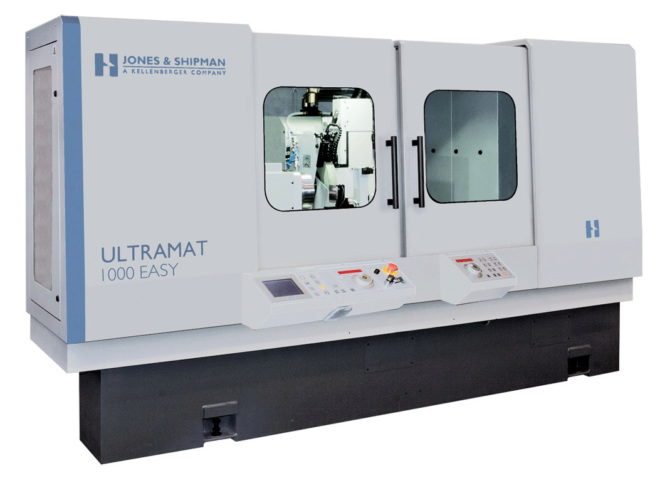 Rectifieuses cylindriques - ULTRAMAT EASY & CNC — J&S - ULTRAMAT EASY 100