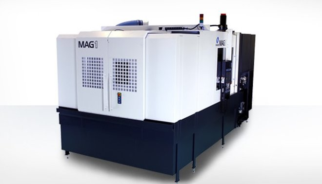 Centres d'usinage horizontaux 5 axes grandes capacités — Makino - Mag 1 - centre usinage horizontal 5 axes